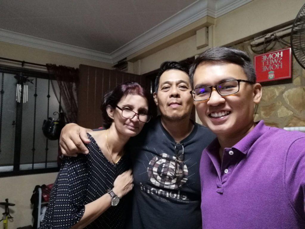 Molly & family